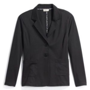 RD STYLE STICH FIX BLAZER WITH ELBOW PATCHES
